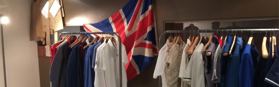 ファッション界が誇るイギリス人デザイナーたち